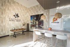 La #decoración nos apasiona! Este año trabajamos las sals de ventas de Prodesa en Colombia. #diseño #interiordesign