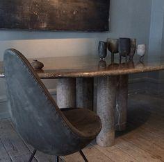 One of my favorite interiors designers and art collectors studio Oliver Gustav