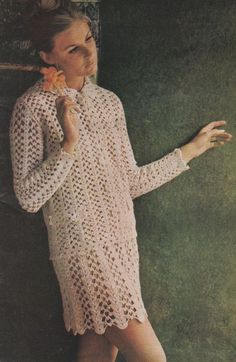 Absolute Classic 70's Crochet Patterns for Women by SparrowFinds
