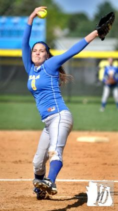 Kennard-Dale pitcher Desi Jones pitched a two-hitter against Spring Grove Wednesday.