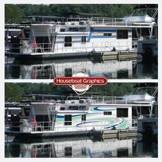 Houseboatgraphicslifeisgoodboatnamedecals Graphics - Custom houseboat vinyl names