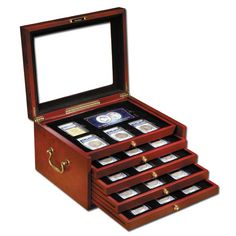 Collectible coins, diecast models, jewelry, heirloom dolls, sculptures, Harley-Davidson jewelry and more from The Franklin Mint.
