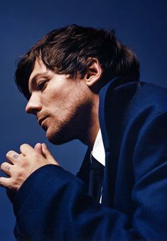 "tmlnsn: ""Louis for SID Magazine, photographed by Rhys Frampton. Zayn Malik, Niall Horan, Liam Payne, Rebecca Ferguson, Nicole Scherzinger, Grupo One Direction, Brave, One Direction Louis Tomlinson, X Factor"