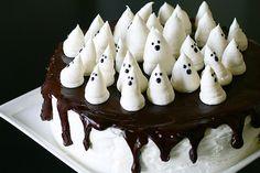 Schaurig schöne Geister Cake