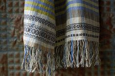 https://flic.kr/p/teSfTQ   scarf 601   hemp, linen, cotton, silk, rosepath, handwoven