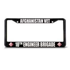 36 Best Military License Plate Frames Images License