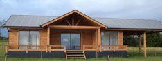 Modelos de Nuestras Casas Prefabricadas - Casas Prefabricadas Resort Cabana, Wooden House, Shed, Outdoor Structures, House Styles, Country Houses, Home Decor, Ideas, Google