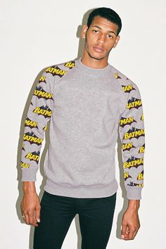 Batman x Lazy Oaf 2012 Spring/Summer Collection | Hypebeast