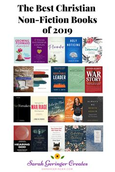 I read over 100 Christian non-fiction books in and these are my top 20 picks for you. Books For Teens, Teen Books, Ya Books, Fiction Books To Read, Book Lists, Reading Lists, Reading Den, Christian Encouragement, Book Nooks
