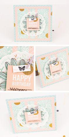 mojosanti ♥ Sandra Dietrich: Happy Birthday | Jen Hadfield | Home Made +