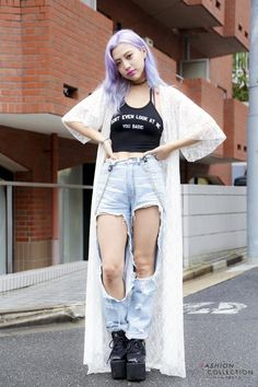 Street Snap Fashion Outfits, Outfit Ideas, Outfit Accessories, Cute Accessories http://spotpopfashion.com/avia