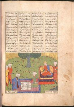 Firdausī: Šāhnāma - BSB Cod.pers. 8. - Iran, 1497 [902 h.] 34 Bayerische Staatsbibliothek