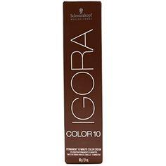 d73c84f037 Schwarzkopf Professional Igora Color10 Hair Color - 9-0 - Ex Light Nat  Blonde -