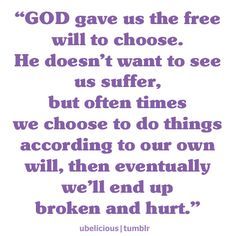 But God is mighty and just and will love us even when we are wrong and restore us when we line back up with Him