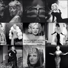 Mae West Mae West, Hollywood, Old Movies, Musicals, Celebrities, People, Celebs, Vintage Movies, People Illustration