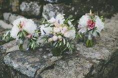 Country Bouquets. Photo Credit: Stefano Santucci