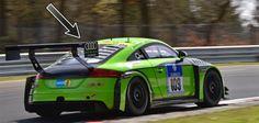 Rotek Racing Gets Jalopnik Bump At Nürburgring 24 Hours Qualifying Race