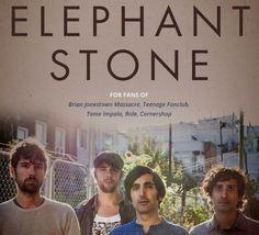 Elephant Stone - Acid Killed My Rock'N'Roll ( Album Stream, Video und Download ) - Atomlabor Wuppertal Blog