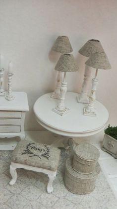 miniatyrmama: New lamps!