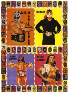old mexican wrestling poster Blue Demon, Mexican Wrestler, Wrestling Posters, Mexican Mask, Catch, Mask Dance, Dinner Club, Masked Man, Mexican American