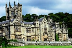 Margam Castle. by ajay's visual~panorama©, via Flickr