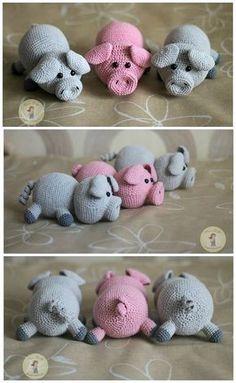 Свинка лежебока схема крючком #амигуруми #схемыамигуруми #вязаныеигрушки #amigurumipattern #amigurumi #crochetpig #crochetpattern #amigurumitoy