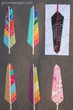 Feather quilt by Gnome Angel, quilting by Raylee of Sunflower Quilting (Canberra, Australia).  Free feather pattern by Anna Maria Horner, http://annamariahorner.squarespace.com/make/