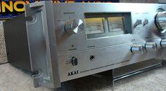 Rezultatul de imagine pentru epocă am amplificator AKAI ...