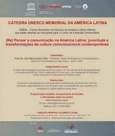 Informações § Contribuinte do Brasil.: Convite para Curso de Extensão Universitária do Me...