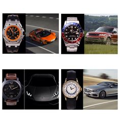 Because many watch fanatics also happen to be car nuts, lamag.com couldn't resist curating their optimal watch/car pairing using Eleven James's timepiece stock as a starting point. #landroverpalmbeach #landrover #rangerover #rolex #rangeroversport #audemarspiguet #mclaren #panerai #lamborghini #patekphilippe #mercedesbenz