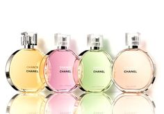 Chanel unveils new Chance Eau Vive fragrance 450 designer and niche perfumes/colognes to choose from! <Visit> http://qoo.by/2wrI/