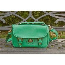 Under Southern Skies Crossover Bag-Jade - $48.00