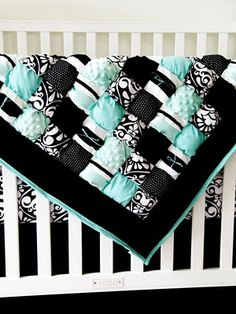 LOVE THIS...want to make a puffy quilt