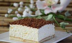 Penové rýchlorezy za 7 minút: Zmiešať, vyliať na plech a ide sa maškrtiť! Easy No Bake Desserts, No Bake Treats, Sweet Desserts, Sweet Recipes, Cake Recipes, Dessert Recipes, Slovak Recipes, Czech Recipes, No Bake Pies