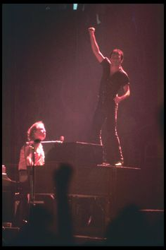 Follow [@michaelcurcuru] on Twitter for rare Springsteen concert photos.