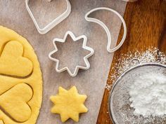 Recette simple et délicieuse de petits sablés à la vanille : Recette de Recette simple et délicieuse de petits sablés à la vanille - Marmiton