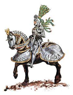 """""""The Emperor Maximilian I"""", Gerry Embleton"""