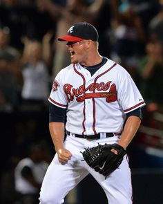 There's nothing like seeing my man Kimbrel get all fired up after getting a save!  He's just got it like that peeps!
