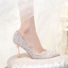 2dcfef3927e 25 Best Sparkly Shoes images in 2019
