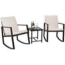Flamaker 3 Pieces Patio Furniture Set