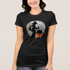 Funny Spooky Scary Witch Halloween Party T-shirt - christmas idea gift idea diy unique special merry xmas family holidays