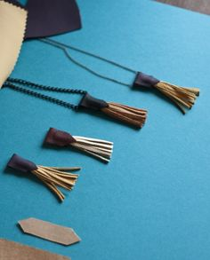 """.""""#Spoony-G""""says: a nifty form of tassels."""