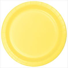 7 inch Roung Solid Paper Lunch Plate Mimosa/Case of 240  sc 1 st  Pinterest & Mimosa Square 9\u0027\u0027 Paper Plate Dinner (180/case) | Party tableware ...
