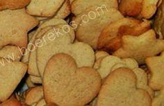 … uit ouma se spens Die is en bly my favourite koekie forever, ek deel graag. koekmeelblom 7 ml koeksoda 5 ml fyn gemmer 3 ml fyn kaneel 200 g botter of margarien 200 g bruinsuiker 1 ei… Baking Recipes, Cookie Recipes, Snack Recipes, Old Fashioned Biscuit Recipe, Sweet Crepes Recipe, 3 Ingredient Cookies, Toffee Cookies, South African Recipes, Crepe Recipes