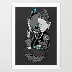 Belief Art Print by clogtwo - $20.00