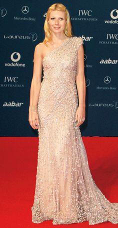 Gwyneth Paltrow in Elie Saab, 2010 - 200 Celebrity Looks We Love - InStyle.com