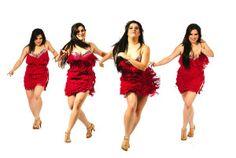 Zumbaes una disciplina fitness de origen colombiano que mezcla ritmos latinos como salsa, merengue, flamenco, bachata,reggaetóny lasamba que com