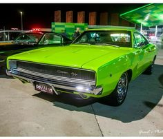 69 Dodge Charger RT