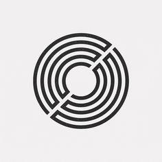 NO15-410 A new geometric design every day #dailyminimal #minimal #geometry #art