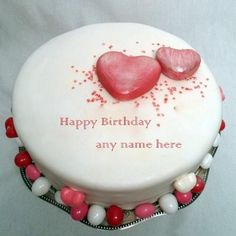 write your name and your friends name to wish beautiful happy birthday cake picture. birthday cake with name picture. print name on birthday cake. amazing birthday cake picture with name